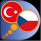 Czech Turkish dictionary icon
