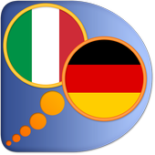 Italian German dictionary icon