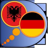 German Albanian dictionary icon