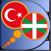 Basque Turkish dictionary icon