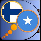 Finnish Somali dictionary icon