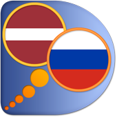 Latvian Russian dictionary icon