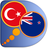 Maori Turkish dictionary icon