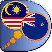 Maori Malay dictionary icon