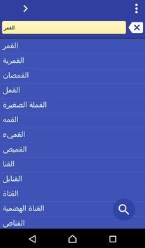 Arabic Yoruba dictionary poster