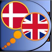 Danish English dictionary icon