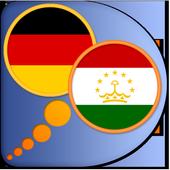 German Tajik dictionary icon