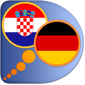 German Croatian dictionary icon
