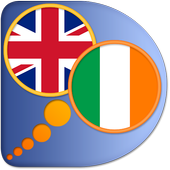 English Irish dictionary icon