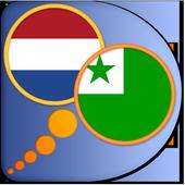 Esperanto Dutch dictionary icon