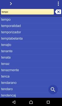 Esperanto Dutch dictionary poster