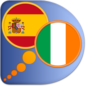 Spanish Irish dictionary icon