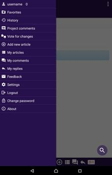 French Chinese Simplified dict apk screenshot