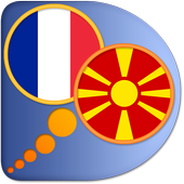 French Macedonian dictionary icon