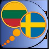 Lithuanian Swedish dictionary icon