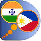 Malayalam Filipino (Tagalog) d icon