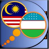 Malay Uzbek dictionary icon