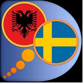 Albanian Swedish dictionary icon