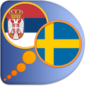 Serbian Swedish dictionary icon