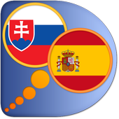 Spanish Slovak dictionary icon