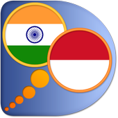 Hindi Indonesian dictionary icon