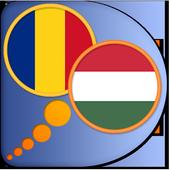 Hungarian Romanian dictionary icon