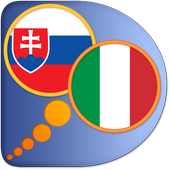 Italian Slovak dictionary icon