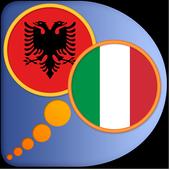 Italian Albanian dictionary icon