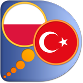 Polish Turkish dictionary icon