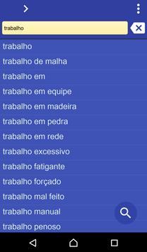 Portuguese Yoruba dictionary poster