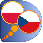 Czech Polish dictionary icon