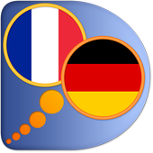 German French dictionary icon