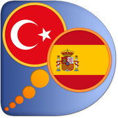 Spanish Turkish dictionary icon