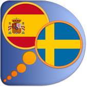 Spanish Swedish dictionary icon