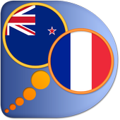French Maori dictionary icon