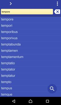 Latin Dutch dictionary poster