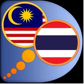 Malay Thai dictionary icon