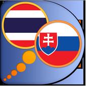 Slovak Thai dictionary icon