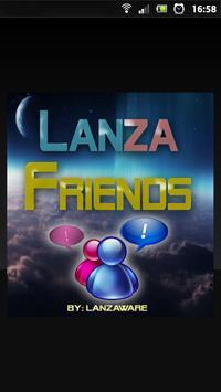 LanzaFriends poster
