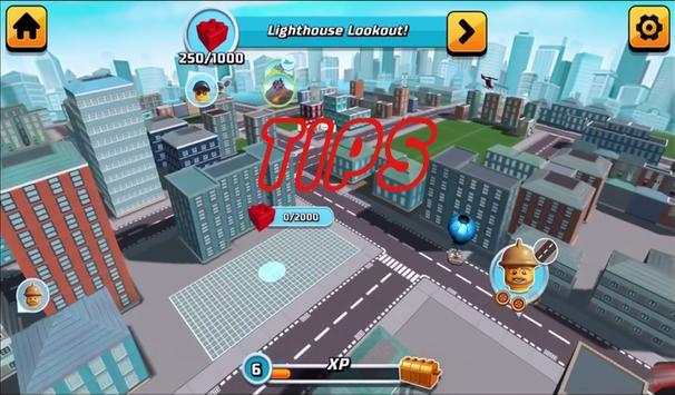 New Tips LEGO City My City 2 apk screenshot