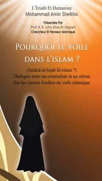 Le Voile dans l'Islam poster