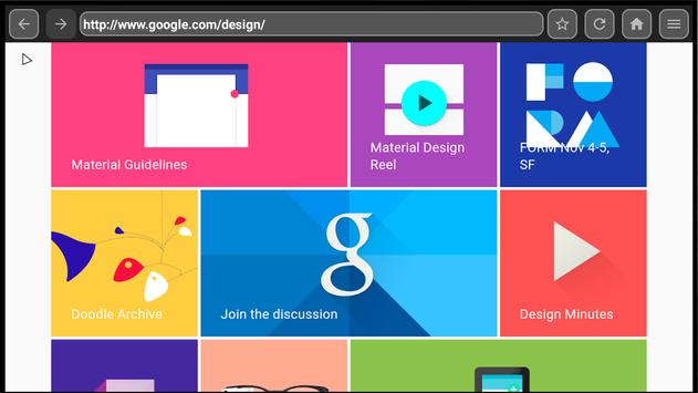 Web Browser for Android TV poster