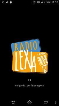 Radio Lexia poster