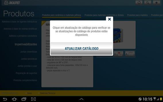 Mapei PT apk screenshot