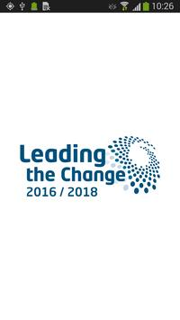 Leading The Change poster
