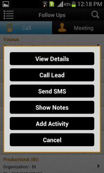 LeadPrime CRM apk screenshot