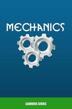 Mechanics - Physics poster