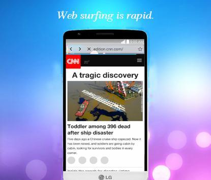 5G High Speed Browser Pro apk screenshot