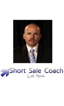 Lee Honish - Short Sale Coach poster