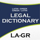 LATIN-GREEK LEGAL DICTIONARY icon